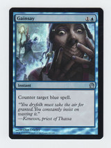 FOIL Gainsay x 1, NM, Theros, Uncommon Blue, Magic the Gathering - $0.88 CAD