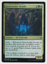 FOIL Grovetender Druids x 1, NM, Battle for Zendikar, Uncommon Multi-Col... - $0.77 CAD
