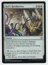 FOIL Roil's Retribution x 1, NM, Battle for Zendikar, Uncommon White, Ma... - $0.66 CAD