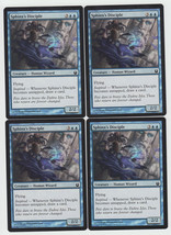 Sphinx's Disciple x 4, NM, Born of the Gods, Common Blue, Magic the Gath... - $0.96 CAD