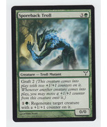 Sporeback Troll x 1, CI, Dissension, Common Green, Magic the Gathering - $0.40 CAD