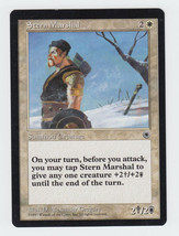 Stern Marshal x 1, LP, Portal, Rare White, Magic the Gathering - $0.83 CAD