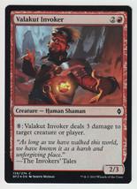 FOIL Valakut Invoker x 1, NM, Battle for Zendikar, Common Red, Magic the... - $0.57 CAD