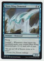 FOIL Wave-Wing Elemental x 1, NM, Battle for Zendikar, Common Blue, Magi... - $0.56 CAD