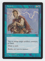 Twitch x 1, CI, Tempest, Common Blue, Magic the Gathering - $0.39 CAD
