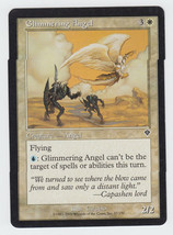 Glimmering Angel x 1, LP, Invasion, Common White, Magic the Gathering - $0.42 CAD