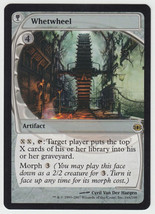 Whetwheel x 1, NM, Future Sight, Rare Artifact, Magic the Gathering - $0.63 CAD