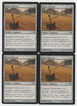 Heavy Mattock x 4, NM, Dark Ascension, Common Artifact, Magic the Gathering - $0.84 CAD
