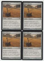 Heavy Mattock x 4, NM, Dark Ascension, Common A... - $0.87 CAD