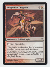 Hobgoblin Dragoon x 1, NM, Eventide, Common Hyb... - $0.44 CAD