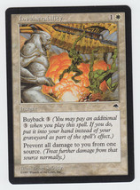 Invulnerability x 1, LP, Tempest, Uncommon White, Magic the Gathering - $0.48 CAD