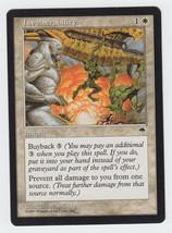 Invulnerability x 1, LP, Tempest, Uncommon White, Magic the Gathering - $0.49 CAD