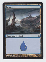 Island x 1, NM, Mirrodin Besieged,  Basic Land, Magic the Gathering - $0.42 CAD