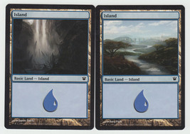 Island x 2, NM, Innistrad,  Basic Land, Magic the Gathering - $0.59 CAD