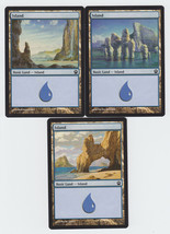 Island x 3, NM, Theros,  Basic Land, Magic the Gathering - $0.68 CAD