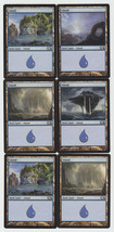 Island x 6, NM, Magic 2013,  Basic Land, Magic the Gathering - $1.16 CAD