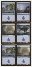 Island x 6, NM, Magic 2013,  Basic Land, Magic the Gathering - $1.14 CAD