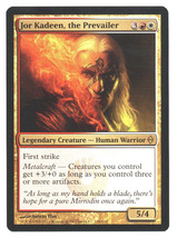 Jor Kadeen, the Prevailer x 1, NM, New Phyrexia... - $0.66 CAD