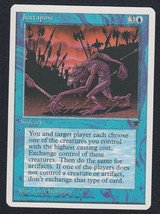 Juxtapose x 1, CI, Chronicles, Rare Blue, Magic the Gathering - $0.48 CAD