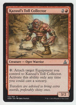 Kazuul's Toll Collector x 1, NM, Oath of the Gatewatch, Uncommon Red, Ma... - $0.44 CAD