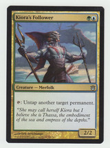 Kiora's Follower x 1, NM, Born of the Gods, Unc... - $0.59 CAD