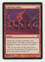 Lightning Volley x 1, NM, Born of the Gods, Uncommon Red, Magic the Gath... - $0.41 CAD
