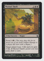 Morsel Theft x 1, NM, Morningtide, Common Black, Magic the Gathering - $0.45 CAD