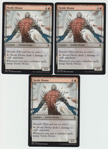 Nettle Drone x 3, NM, Battle for Zendikar, Common Red, Magic the Gathering - $0.68 CAD