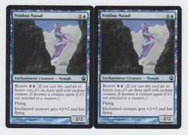 Nimbus Naiad x 2, NM, Theros, Common Blue, Magi... - $0.56 CAD