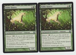 Noble Quarry x 2, NM, Born of the Gods, Uncommon Green, Magic the Gathering - $0.59 CAD