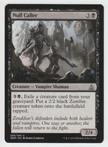 Null Caller x 1, NM, Oath of the Gatewatch, Uncommon Black, Magic the Ga... - $0.44 CAD