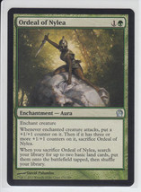 Ordeal of Nylea x 1, NM, Theros, Uncommon Green, Magic the Gathering - $0.49 CAD