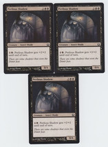 Perilous Shadow x 3, NM, Return to Ravnica, Common Black, Magic the Gath... - $0.66 CAD