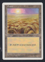 Plains x 1, CI, Fifth Edition,  Basic Land, Magic the Gathering - $0.42