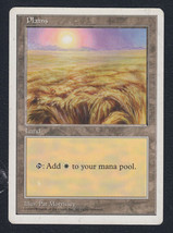 Plains x 1, HP, Fifth Edition,  Basic Land, Mag... - $0.48 CAD