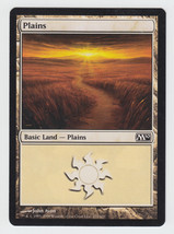 Plains x 1, NM, Magic 2010,  Basic Basic Land, Magic the Gathering - $0.41 CAD