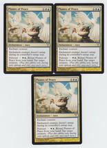 Plumes of Peace x 3, LP, Dissension, Common Multi-Colour, Magic the Gath... - $0.65 CAD
