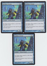 Reckless Scholar x 3, NM, Conspiracy, Common Blue, Magic the Gathering - $0.68 CAD