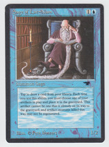 Sage of Lat-Nam x 1, LP, Antiquities, Common Blue, Magic the Gathering - $0.44 CAD