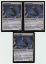 Silent Skimmer x 3, NM, Battle for Zendikar, Common Black, Magic the Gat... - $0.68 CAD