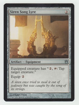 Siren Song Lyre x 1, NM, Born of the Gods, Uncommon Artifact Equipment, ... - $0.42 CAD