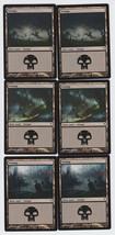 Swamp x 6, NM, Sorin vs. Tibalt,  Basic Land, Magic the Gathering - $1.27 CAD
