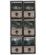 Swamp x 6, NM, Sorin vs. Tibalt,  Basic Land, Magic the Gathering - $1.29 CAD