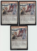 Touch of the Void x 3, NM, Battle for Zendikar, Common Red, Magic the Ga... - $0.64 CAD