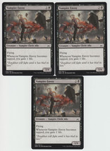 Vampire Envoy x 3, NM, Oath of the Gatewatch, Common Black, Magic the Ga... - $0.71 CAD