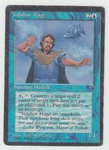 Vodalian Mage x 1, HP, Fallen Empires, Common Blue, Magic the Gathering - $0.39 CAD