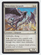 Wakestone Gargoyle x 1, NM, Conspiracy, Uncommon White, Magic the Gathering - $0.48 CAD
