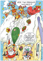 Festive Folly Holiday Cards - $60.50+