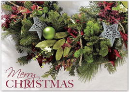 Merry Greenery Christmas Cards - $60.50+