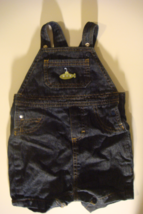 Just One You Carters 9 Month Old Pair Of Blue Jean Overalls Submarine - $11.99